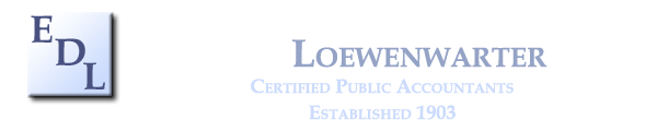 Mineola, NY Accounting Firm | Welcome Page | Ernest D. Loewenwarter & Co. LLP