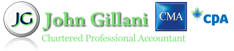 Calgary accountant certified chartered Calgary accountants Calgary accounting firm John Gillani,CMA