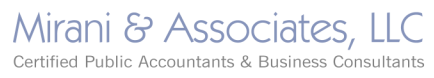 Clifton, NJ Accounting Firm | Non-Profit Organizations Page | Mirani & Associates LLC