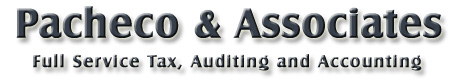Los Angeles CPA: LA NonProfit Single Audit: Pacheco & Associates
