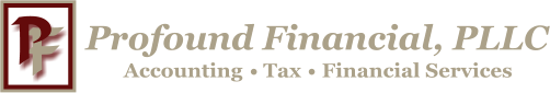 Glendale, AZ Accounting Firm | Get Your IRS File Page | Profound Financial